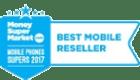 Money Supermarket best mobile reseller logo