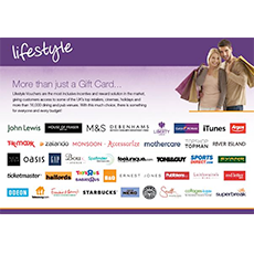 Lifestyle Voucher £20