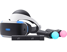 Sony PlayStation Virtual Reality Headset Bundle
