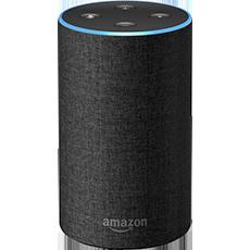 Amazon Echo 2nd gen - Charcoal Fabric
