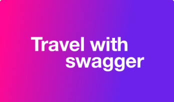 Travel with swagger